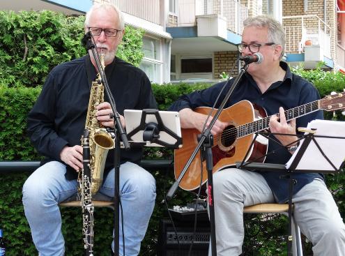 Kauffeld & De Jong zorgde voor de muziek.